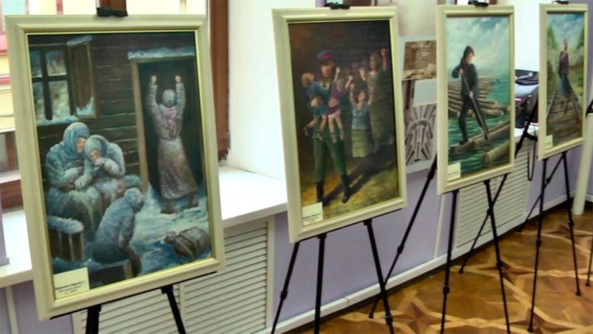 У Херсонському музеї відкрито історичну експозицію