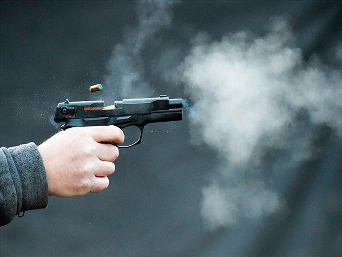 В Херсоне гость расстрелял пьяную компанию