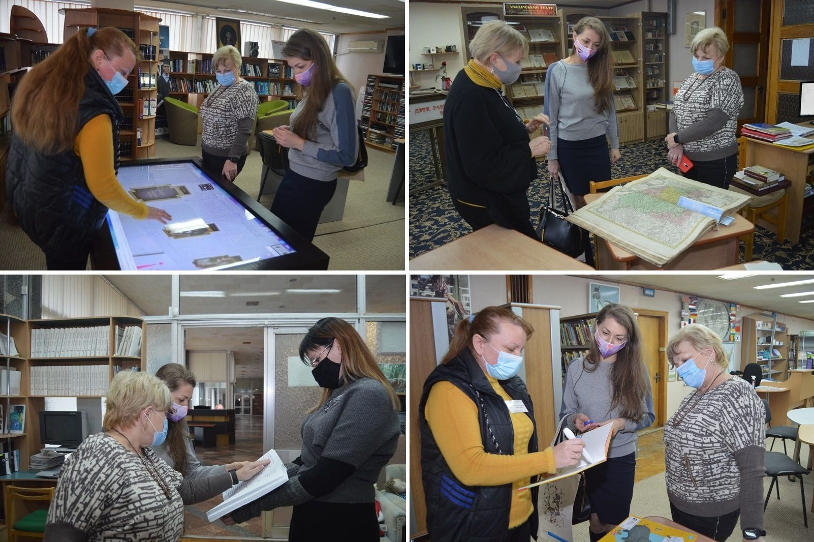 У Херсонської обласної бібліотеки побільшало меценатів
