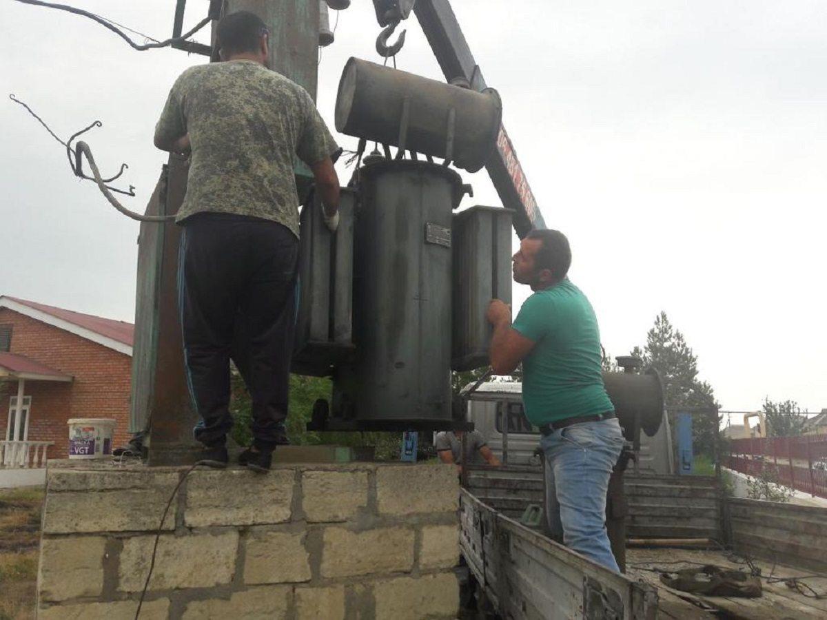 Крадії оливи знеструмили ціле село на Херсонщині