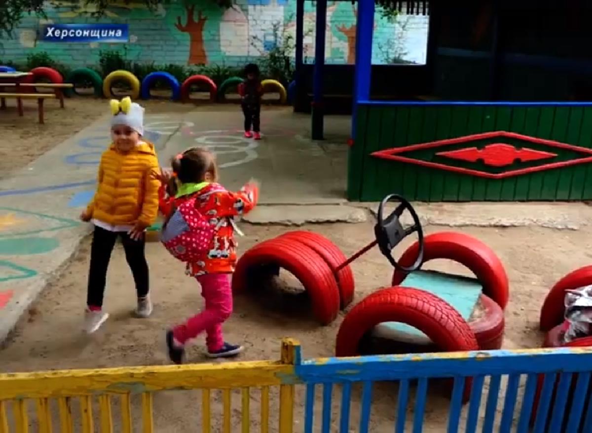 Чи готові дошкільні заклади Херсона до роботи в умовах жорсткого карантину (відео)