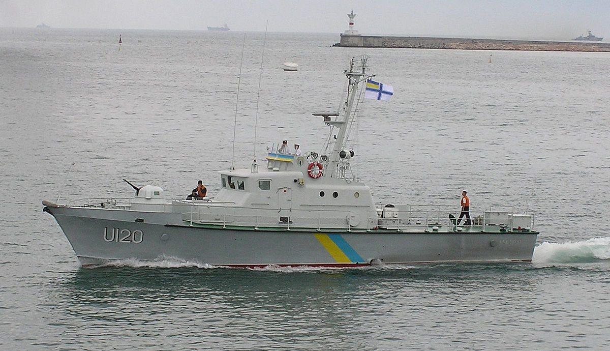 """Командира катера ВМС """"Скадовськ"""" судитимуть за недбалість"""