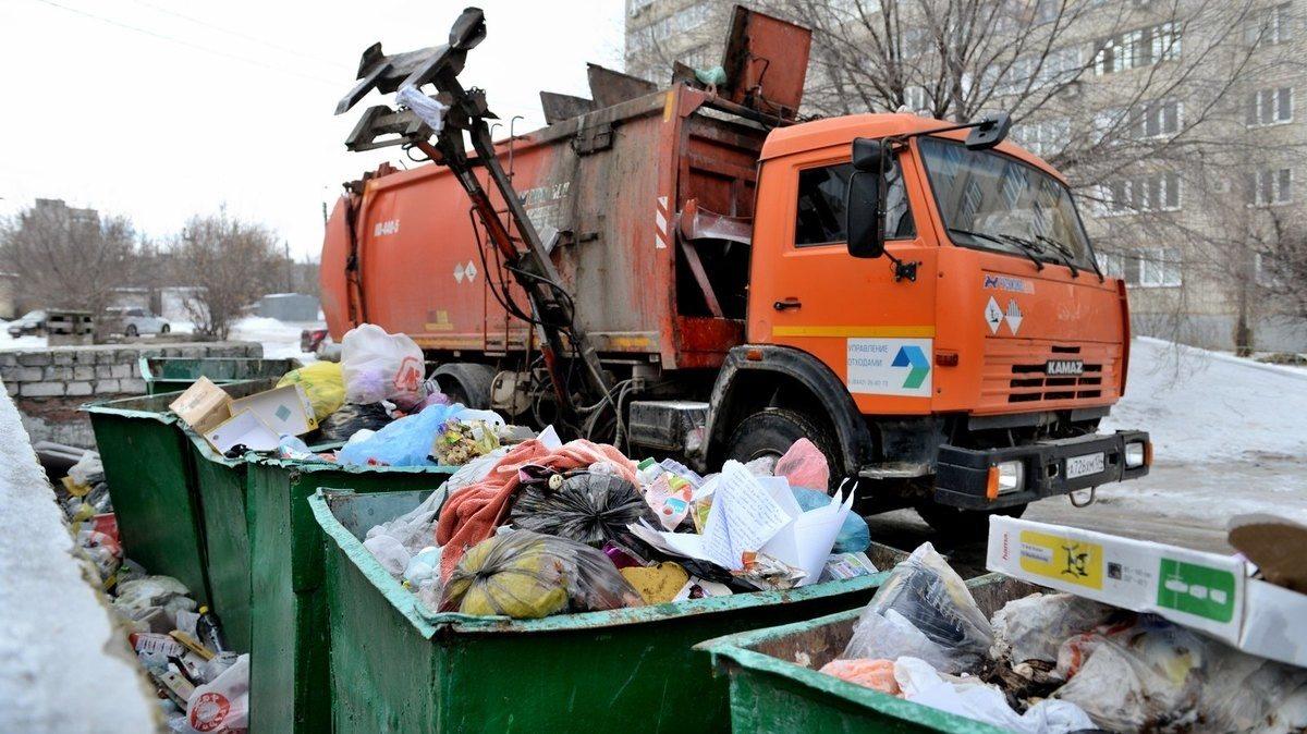 В Херсоне ищут компанию, которая за миллион гривен будет вывозить городской мусор