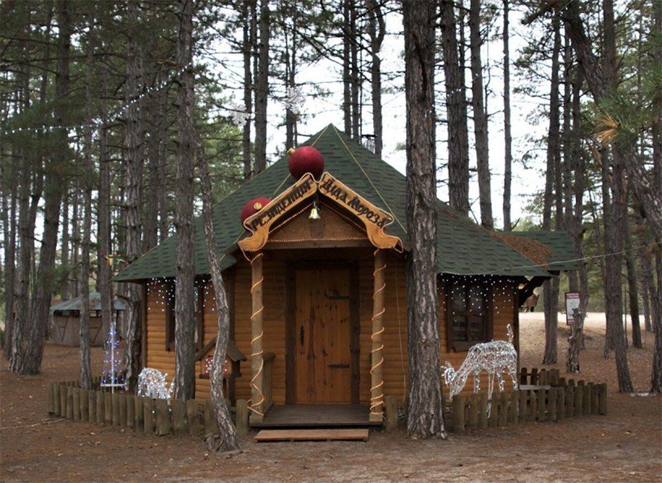 На Херсонщине и Дед Мороз не избежал карантинных ограничений
