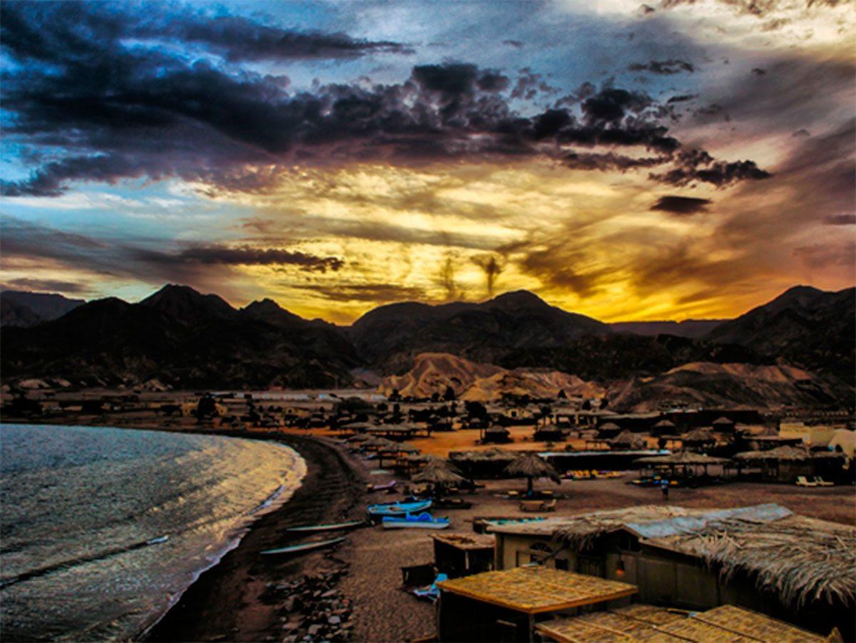Искусство жить в Египте: Новый год среди пустыни
