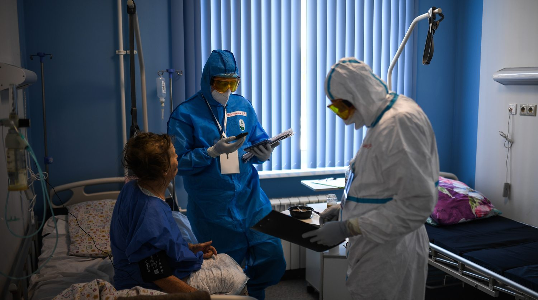 Из больниц Херсона ускорили выписку ковидных пациентов