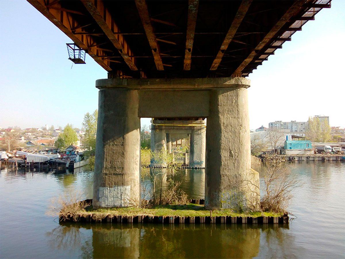 Под Херсоном отремонтируют автомобильный мост