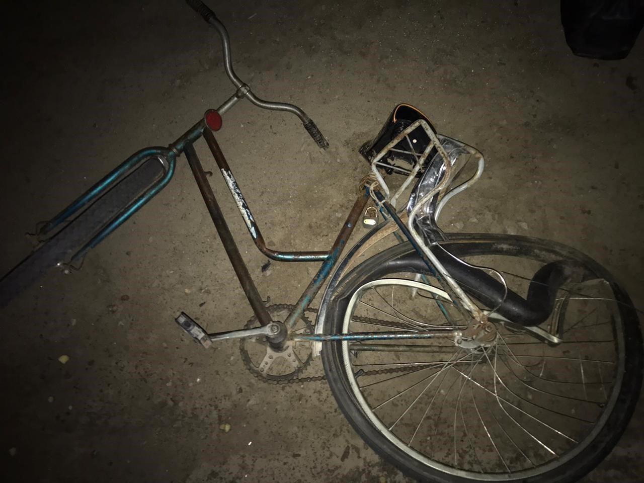 На Херсонщині неуважні водії сбили двох дітей та велосипедистку