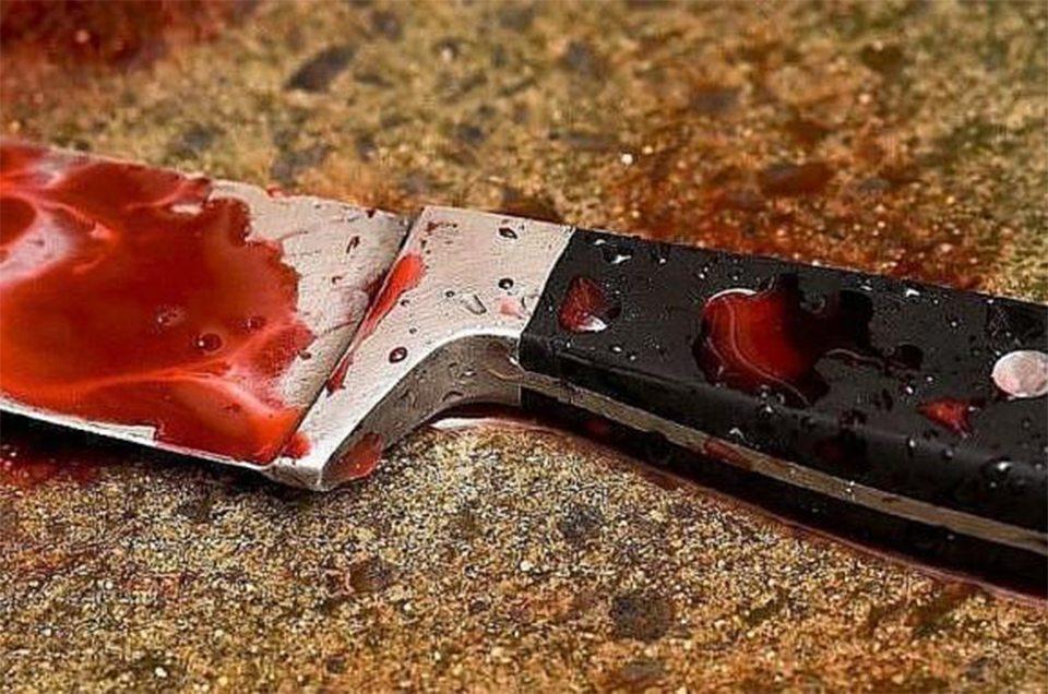 На Херсонщине гость напал с ножом на хозяина