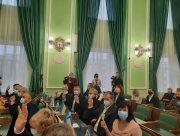 """Фракція """"Нашого краю"""" в облраді відстоюватиме інтереси громади Херсонщини"""