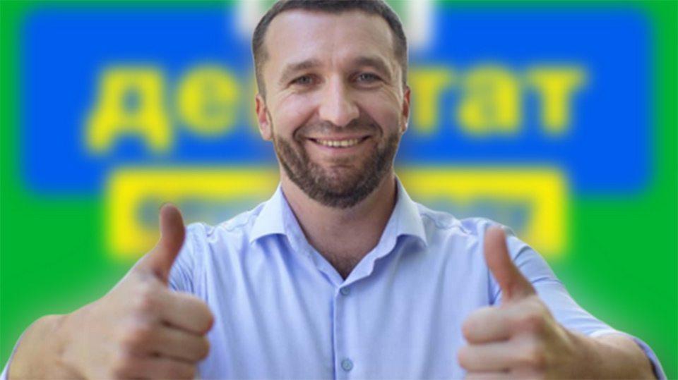 """""""Слуга народу"""" від Херсонщини порушує регламент Верховної Ради"""