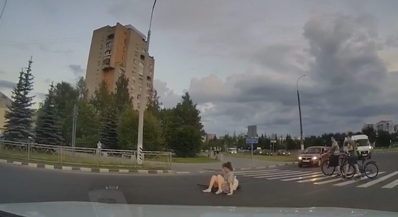 В Херсонской области полиция ищет свидетелей наезда на 15-летнюю девушку