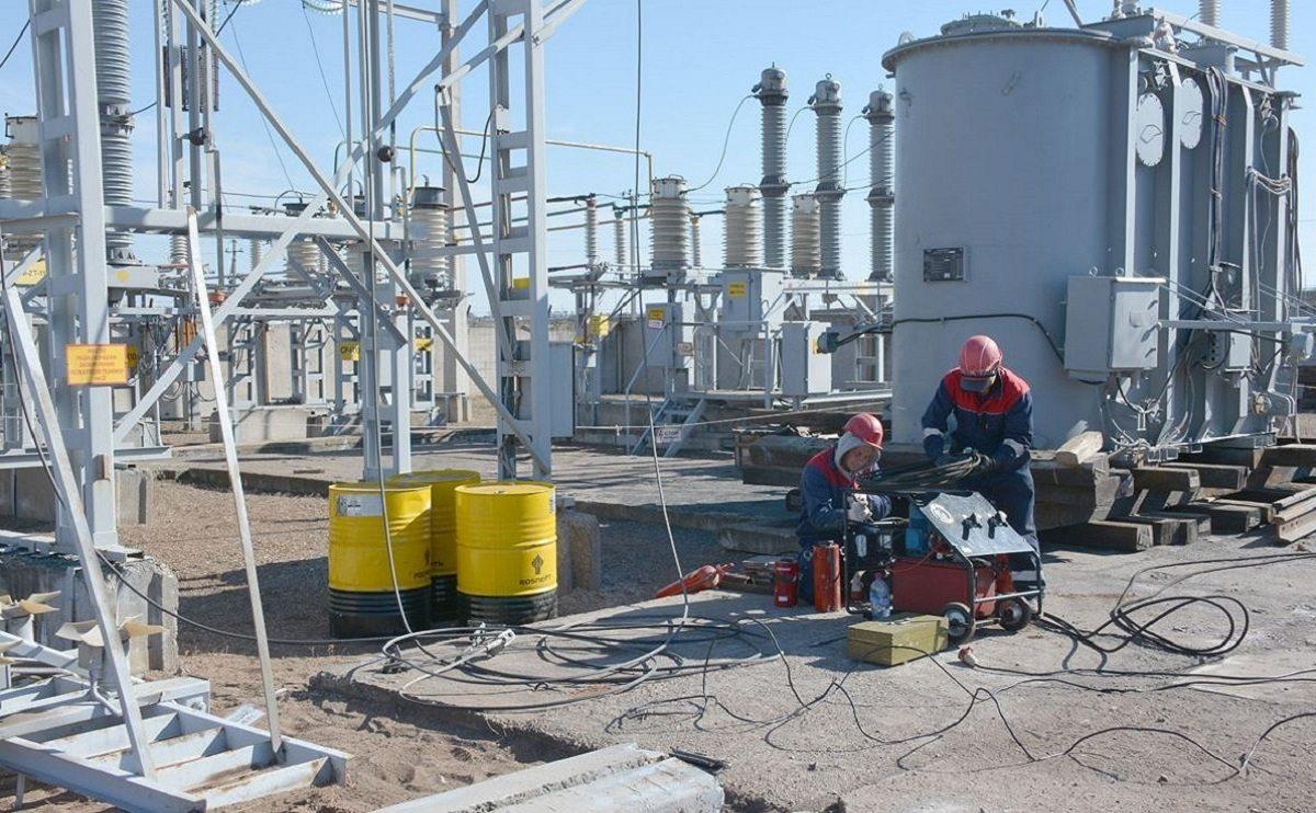 В центре Херсона отключат электричество для реконструкции трансформаторной подстанции