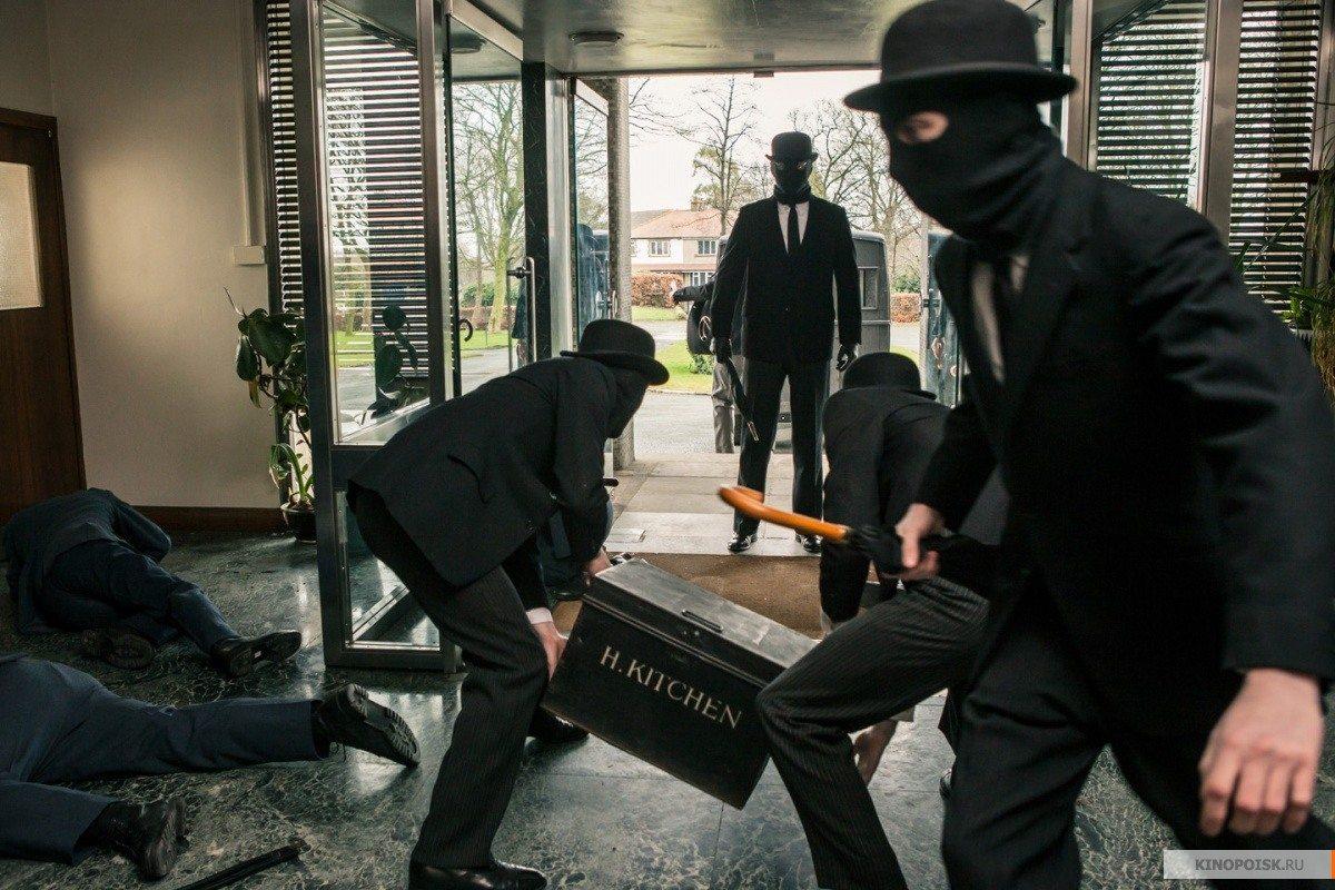 В Херсоне трое мужчин пытались ограбить банк
