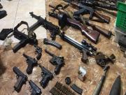 Жителю Херсонщины, хранившему дома арсенал оружия, грозит 7 лет тюрьмы