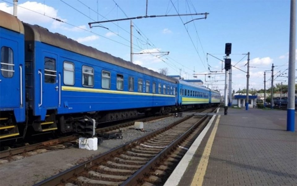 В поезде Херсон-Киев умер человек