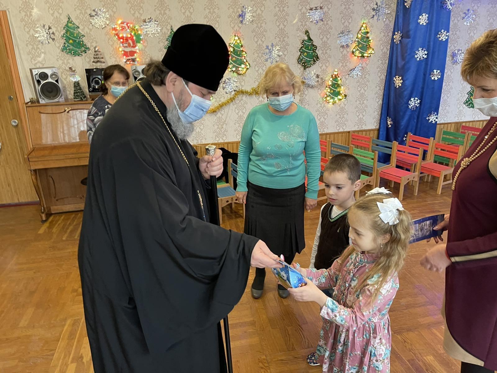 В детских учреждениях Херсона готовятся к празднику Святого Николая