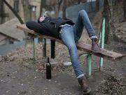 На херсонском курорте ночью нашли пьяного 11-летнего мальчика без сознания