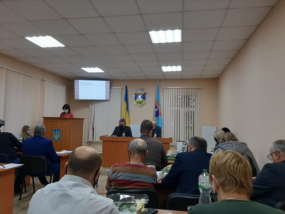 Збільшено резервний фонд Олешківської громади