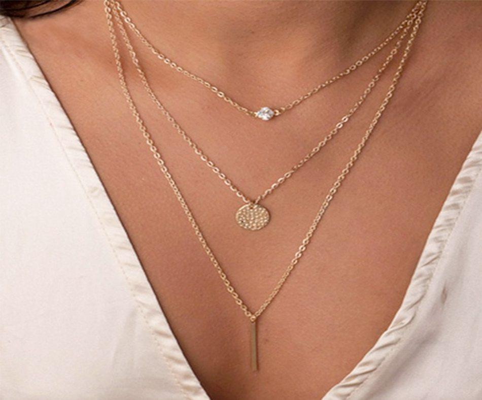 Жіночі золоті ланцюжки - можливість виділити свій стиль