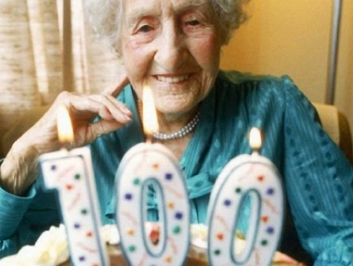 У Херсоні відствяткувала 101-й День народження ще одна довгожителька