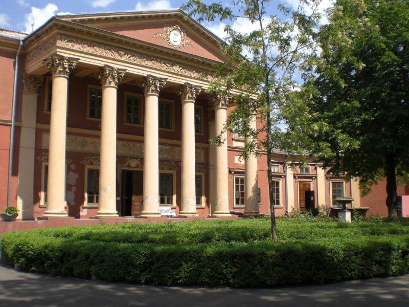 Херсонский губернатор посетил Одесский художественный музей