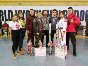 51 медаль завоювали спортсмени Херсонщини на чемпіонаті Європи з кіокушин карате