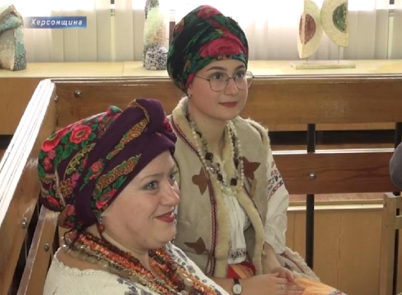На Херсонщині відзначили День української хустки