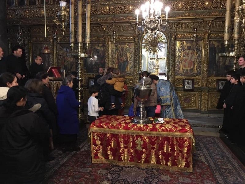 Губернатор Херсонщины Юрий Гусев встретился с патриархом Варфоломеем