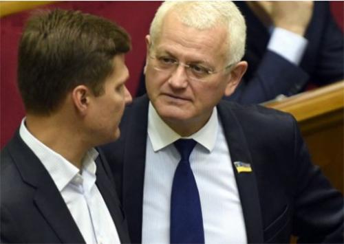 Співаковський закликав ВР розглянути законопроект щодо підвищення державної підтримки Національної академії наук України