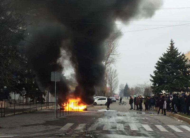 Руководить расследованием убийства в Каховке будут представители генпрокурора